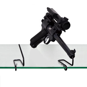 Gun Storage Solutions Front Kikstands Handgun Hanger 10 Pack