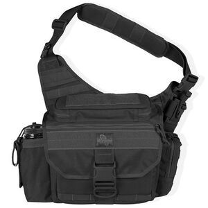 "Maxpedition Mongo Versipack Bag 12""x4""x9.5"" Nylon Black"