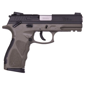 "Taurus TH9 9mm Luger Full Size Semi Auto Pistol 4.27"" Barrel 17 Rounds Novak Sights Polymer Frame OD Green Finish"