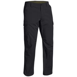"Under Armour Performance UA Tactical Patrol Pants II Polyester Ripstop 32"" Waist 32"" Inseam Black 12654910013232"