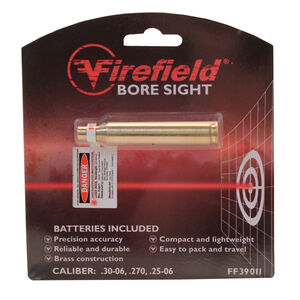 Firefield 30-06 270 25-06 In Chamber Red Laser Bore Sight