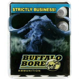 Buffalo Bore .480 Ruger Ammunition 20 Rounds LFN 370 Grains