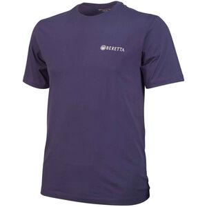 Beretta USA Trident Logo Men's Short Sleeve T-Shirt Cotton