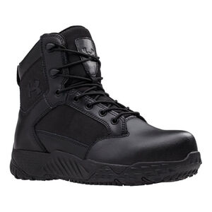 Under Armour Women's Stellar Tactical Boot 11 Black