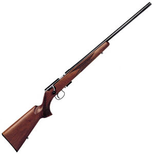"Anschutz 1517 D Bolt Action Rifle .17 HMR 23"" Barrel 4 Rounds Single Stage Trigger Classic Stock Blued Finish 2212023"