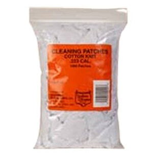.223 Caliber Cleaning Patches 1000-Pack