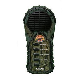 Electronic Crow Call Hand-Held Volume Control Camo