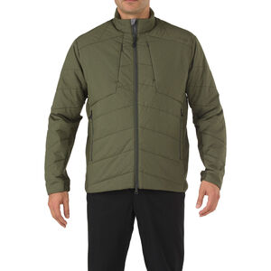 5.11 Tactical Men's Insulator Jacket Small Sheriff Green