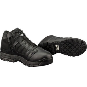 "Original S.W.A.T. Metro Air 5"" SZ 200 Men's Boot Size 9.5 Wide Non-Marking Sole Water Proof Insulated Leather Black 123401W-95"