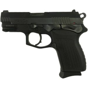 "Bersa TPRC Semi Auto Pistol 9mm Luger 3.25"" Barrel 13 Rounds Alloy Frame Polymer Grips Matte Black"