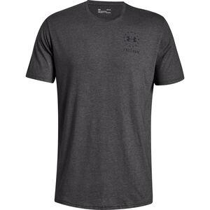 Under Armour UA Freedom Left Chest Men's Graphic T-Shirt Cotton Blend