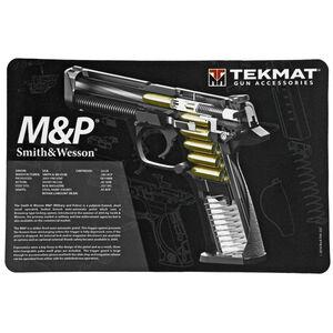 TekMat Gun Accessories Armorer's Bench TekMat Smith & Wesson M&P Cutaway Mat Black