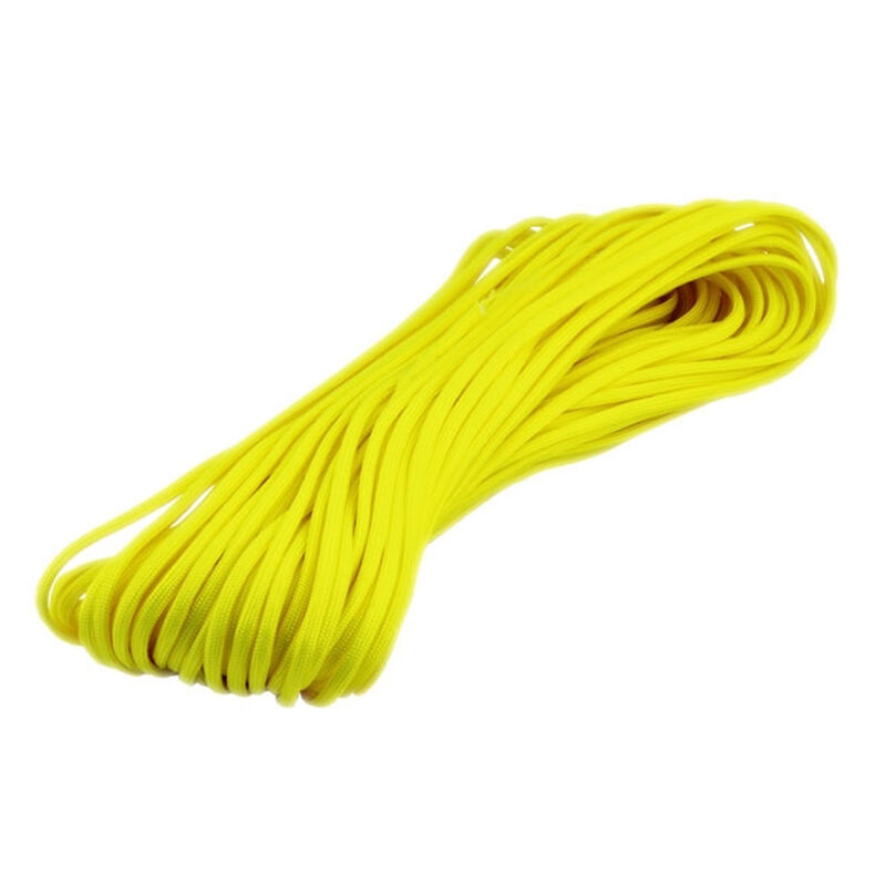 Tru-Spec 5ive Star Gear 550 Paracord Neon Yellow 100' 5049000