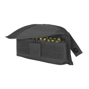 Voodoo Tactical  20 Round Shooter's Pouch, Hook and Loop, Black