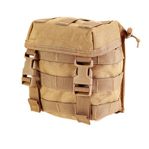 High Speed Gear 2QT Canteen Pouch Coyote Brown