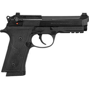 "Beretta 92X GR Full Size Type G 9mm Luger SA/DA Semi Auto Pistol 4.7"" Barrel 17 Rounds Combat Sights Accessory Rail Decocker Only Synthetic Grips Black Finish"