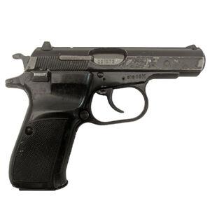 "Century Arms Czech CZ-82 9x18mm Makarov Semi Auto Pistol 3.8"" Barrel 12 Rounds Surplus Good Condition Polymer Grips Blued Finish"