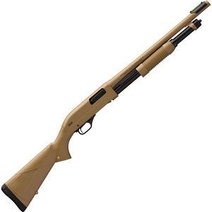 "Winchester SXP Dark Earth Defender 12 Gauge 18"" Barrel"