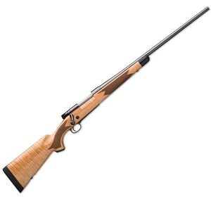 "Winchester Model 70 Super Grade Bolt Action Rifle .30-06 Sprindfield 24"" Barrel 5 Rounds Select Grade Maple Stock Blued"