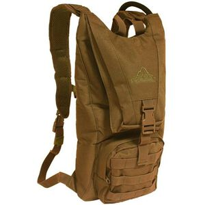 Red Rock Outdoor Gear Piranha Hydration Pack 2.5 Liter Coyote Tan 80429COY