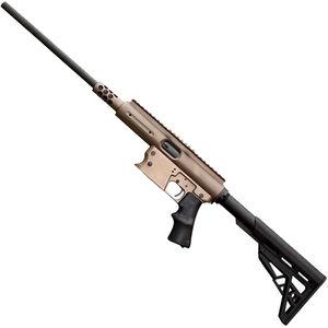 """TNW Aero Survival Semi Auto Rifle 10mm Auto 16"""" Barrel 10 Rounds Collapsible Stock Aluminum Dark Earth"""