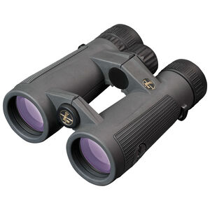 Leupold BX-5 Santiam HD 10x42 Binoculars BAK-4 Prism Full Multi Coated Lens Shadow Gray Finish