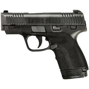 """Honor Guard Sub-Compact 9mm Luger 3.2"""" Barrel Black"""