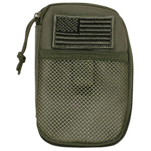 Fox Outdoor Tactical Wallet/Organizer Olive Drab