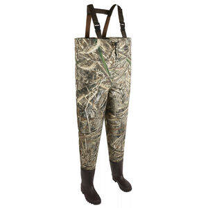 Allen Ridgeway 2ply Bootfoot Camo Wader Two-Ply Polyester Fabric Wader Size 9 RealTree Max5 Camo 11809