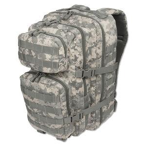 MIL-TEC Level I Assault Pack All Terrain Digital Camouflage Heavy Duty 600 Denier Polyester Construction 14002270