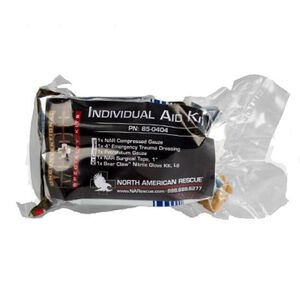 North American Rescue Individual Trauma Aid Kit 85-0404