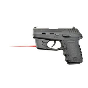 LaserLyte SCCY CPX-1/CPX-2 Pistol Trigger Guard Red Laser Black UTA-FR