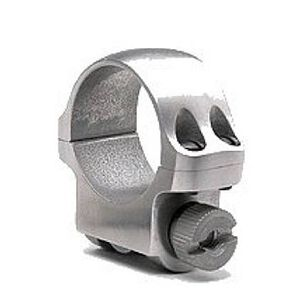 """Ruger 1"""" Scope Ring 3KHM Low Hawkeye Stainless Steel 90289"""