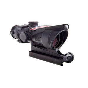 Trijicon ACOG 4x32 Dual Illuminated Red BDC Crosshair with TA51 Mount Black TA31-CH