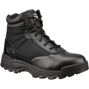 """Original S.W.A.T. Classic 6"""" Men's Boot Size 11.5 Wide Non-Marking Sole Leather/Nylon Black 115101W-115"""
