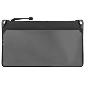 "Magpul DAKA Window Pouch Size Medium 7""x12"" Reinforced Polymer Fabric Black"