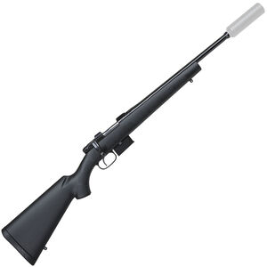 "CZ USA CZ 527 American Suppressor Ready Bolt Action Rifle .300 Blackout 16.5"" Threaded Barrel 5 Rounds Synthetic Stock Blued"