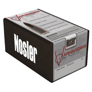 Nosler .22 Hornet Ammunition, 50 Rounds, 35 Grain Tipped Varmageddon, 3000 fps