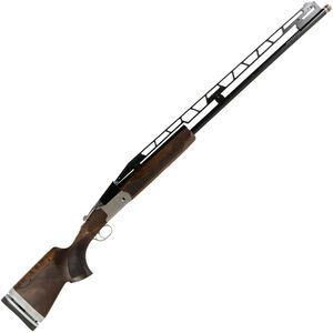"TriStar Trap TT-15 Unsingle Break Action Shotgun 12 Gauge 34"" Adjustable Rib Barrel 2.75"" Chamber 1 Round FO Sight Adjustable Walnut Stock Blued"