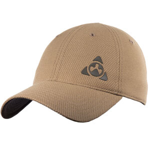 Magpul Core Cover Ballcap Size Large/X-Large Eyelet Venting/Stretch Fit High Performance Polyester Fabric Coyote MAG729-251-LXL
