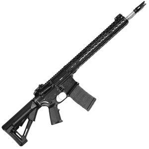 "Noveske Rifleworks Gen III Recon Semi Auto Rifle .223 Rem/5.56 NATO 16"" SS Barrel 30 Rounds NSR Free Float Hand guard Magpul Stock/Grip Black"