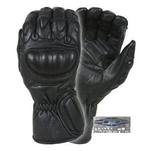 Damascus Protective Gear Vector 1 Riot Control Gloves Black