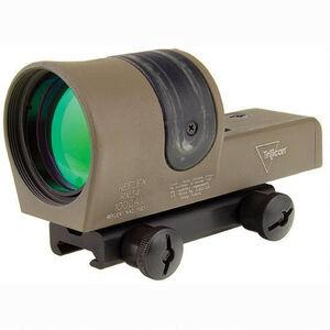 Trijicon 42mm Reflex 4.5 MOA Amber Dot Reticle no Mount FDE RX34-C-800109