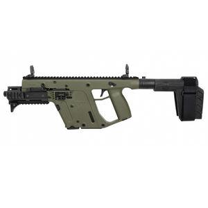 "Kriss USA Kriss Vector Gen II SDP-SB Enhanced .45 ACP Semi Auto Pistol 6.5"" Barrel 13 Rounds Pistol Stabilizing Brace OD Green Finish"