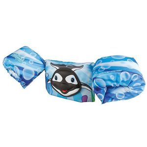 Stearns Puddle Jumper Bahamas Series Type III Flotation Device Child 30-50 lbs Orca Blue 2000013759