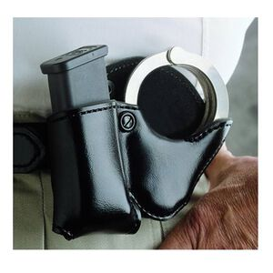 Double Play Cuff And Magazine PouchGun F
