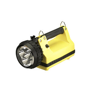 Streamlight E-Spot Litebox Lantern, Yellow, Thermoplastic, 540 Lumens, Rechargeable
