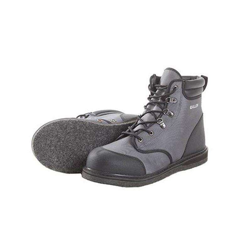 Allen Cases Men's Wading Boot Antero Felt Sole Size 6 Gray