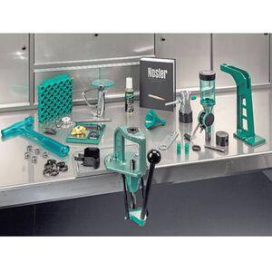 RCBS Explorer Plus O-Frame Single Stage Reloading Kit Aluminum Green 9287
