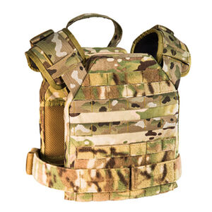 High Speed Gear SPC Slick Plate Carrier Bravo Large Multi-Cam